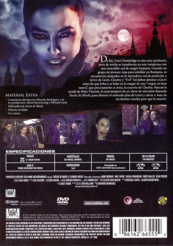 noche de miedo 2 dos sangre nueva pelicula dvd