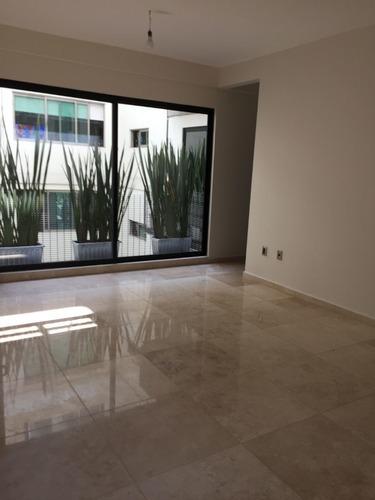 nochebuena, departamentos nuevos, techos altos, luz natural y acabados de lujo