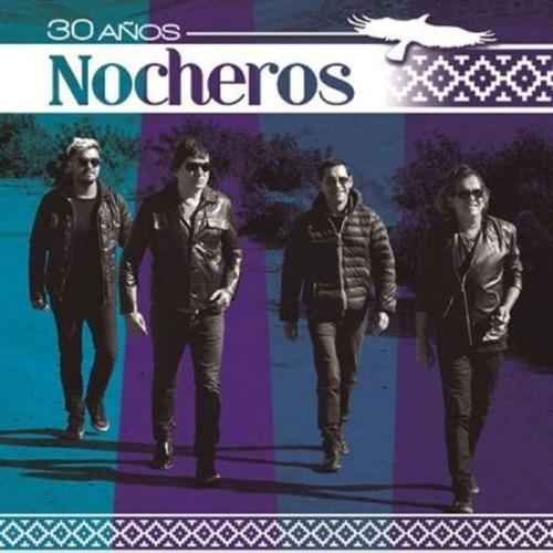 nocheros los 30 años cd nuevo