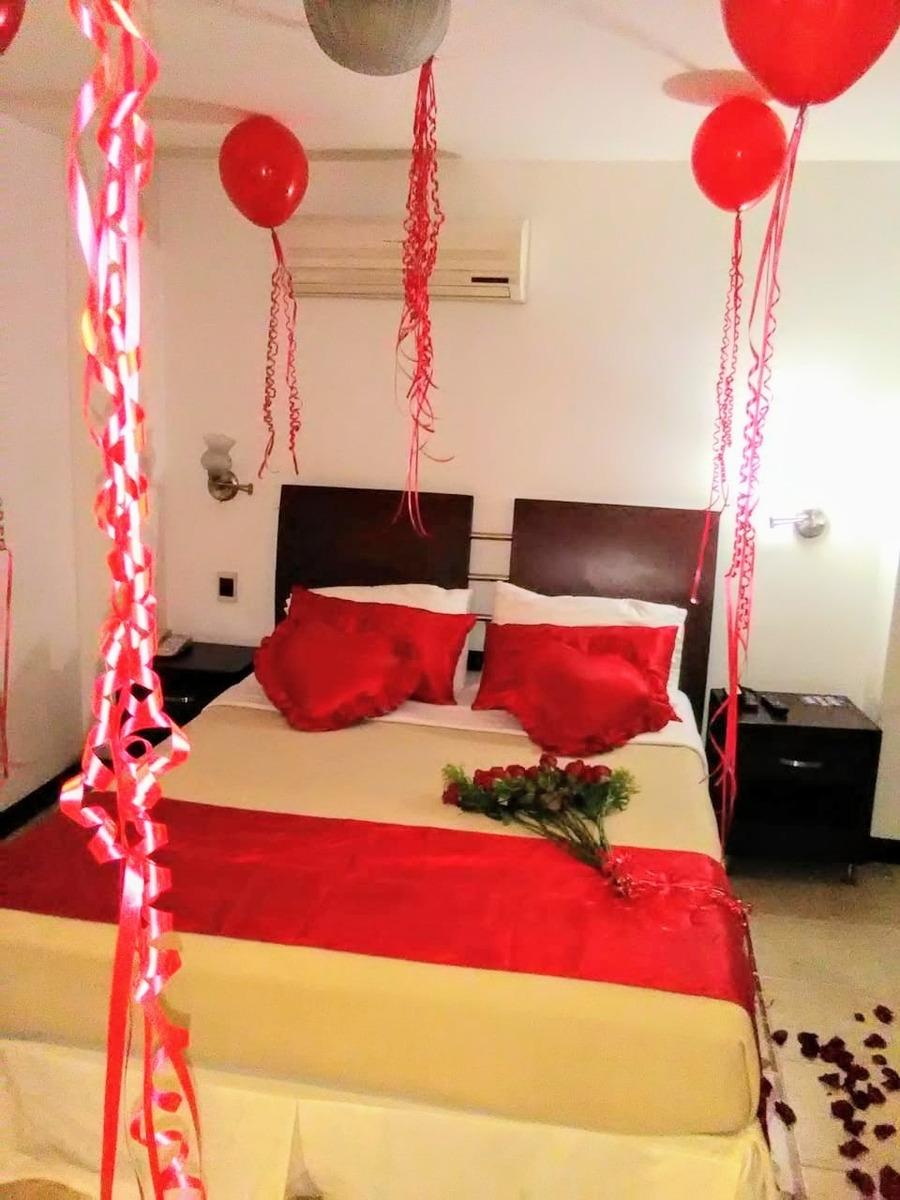 noches romanticas (hotel plaza las americas)
