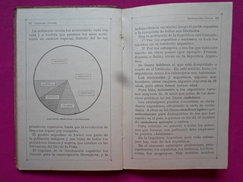 nociones de instruccion civica - a. condomi alcorta