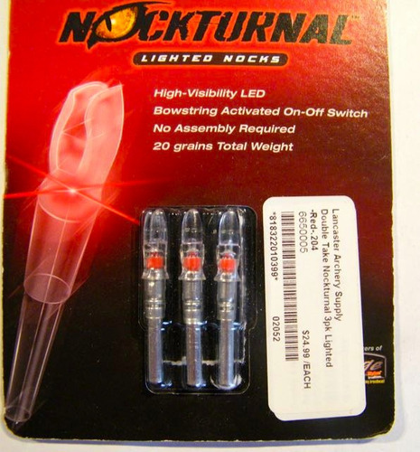 nock luminoso  nockturnal modelo s