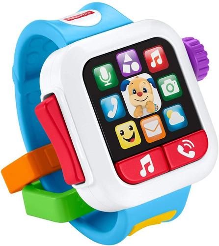 noco fisher price meu primeiro smartwatch mattel