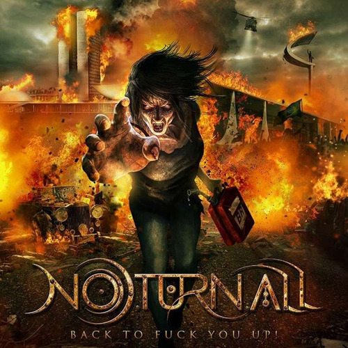nocturnal back to f*** you up cd nuevo