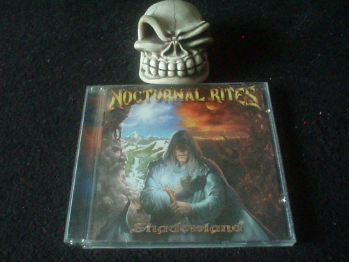 nocturnal rites shadowland cd