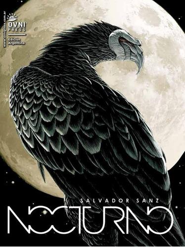 nocturno - salvador sanz / ovni press