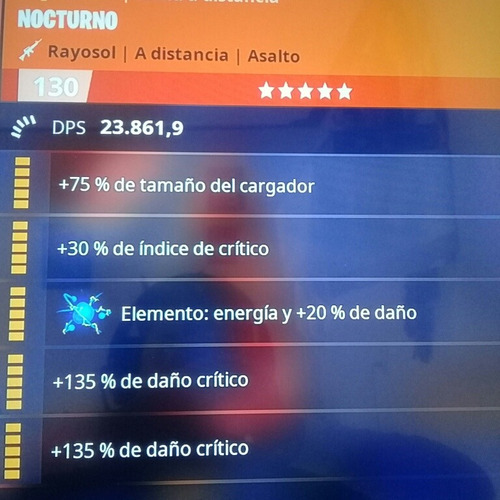 nocturnos 130 rull persk
