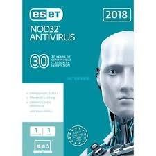 nod32 antivirus 2018  10 pcs