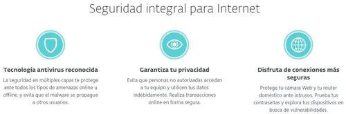 nod32 antivirus eset internet security 12 2019 5 pc - 2 años