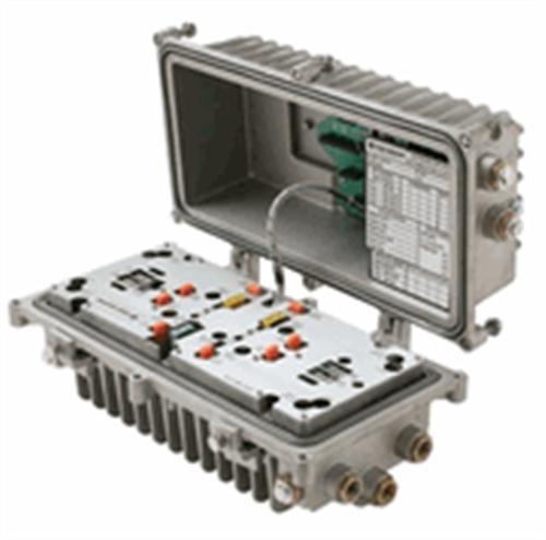 nodo optico hfc pon-4r ext 4 puertos 40-90vac c/retorno catv