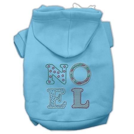 noel diamante de imitación hoodies bebé azul s (10)