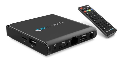 noga pc pro 4k smart box android wifi usb hdmi ultra hd