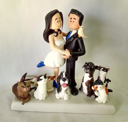 Mlb Wedding Cake Toppers