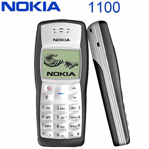 nokia 1100 celular de vitrine bom de sinal barato lanterna