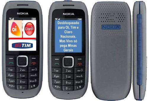 nokia 1616-2, novo,desbloq,anatel,rádio,lanterna,ideal idoso