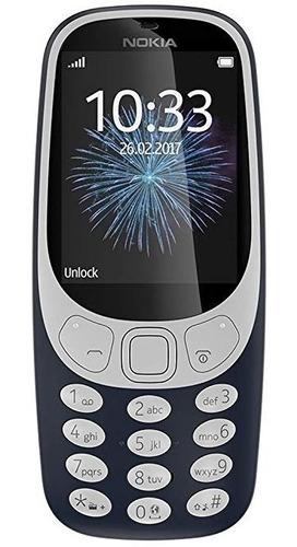 nokia 3310 2017 dual sim nuevo!!