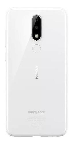 nokia 5.1 plus 32gb + auriculares+ envio gratis tecnopampa