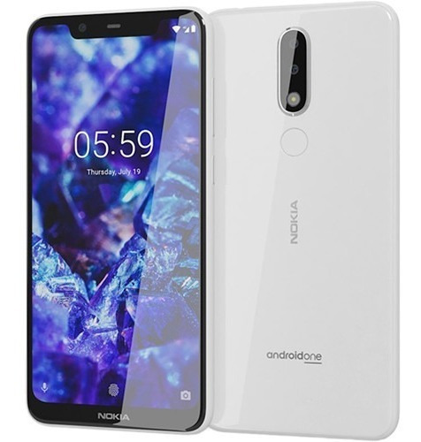 nokia 5.1 plus (doble camara, 32gb memoria 3gb ram)