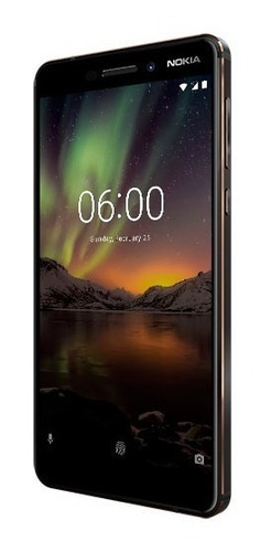 nokia 6.1 android 8.1 lte pant. 5.5 fhd 32+3gb 16+8mpx msi