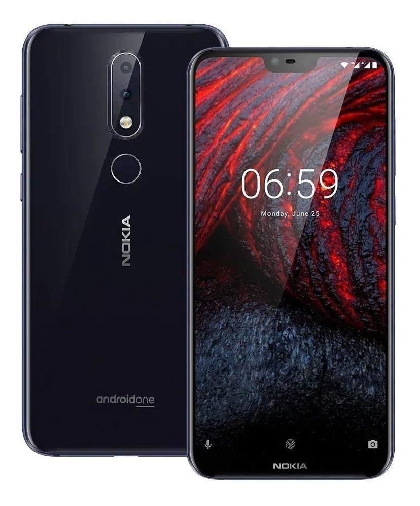 Nokia 6 1 Plus 4 Gbram 64 Gb Dual Sim Android 9 Pie Wow