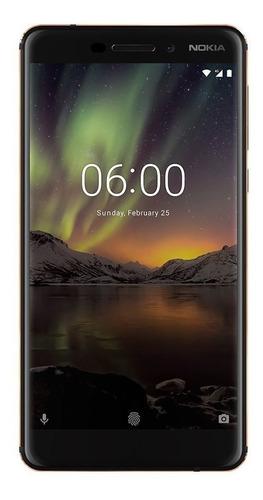 nokia 6.1 ta-1045 3gb ram- 32gb android one nuevos garantia