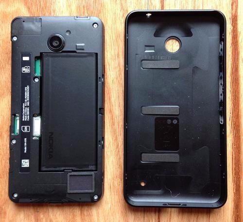 nokia 630 negro - impecable en caja con manuales - personal