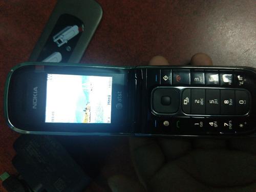nokia 6350. flip phone. liberado $1700 con envío
