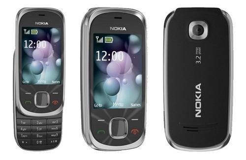 nokia 7230 3g teléfono móvil 3.2mp tienda fisica real