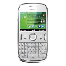 Nokia Asha 302 256 Mb White 128 Mb Ram