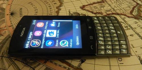 nokia asha 303 teléfono celular