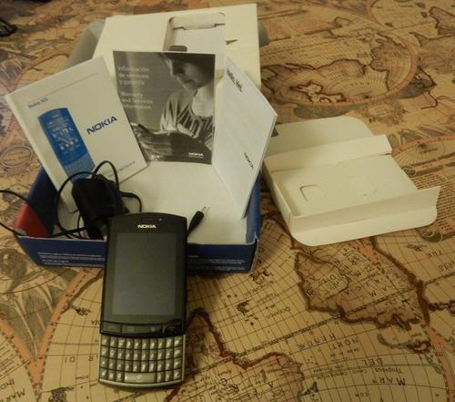 nokia asha 303 touch & type - teléfono celular