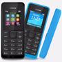 Nokia 105 A Prueba De Polvo Linterna Radio Fm Envio Gratis