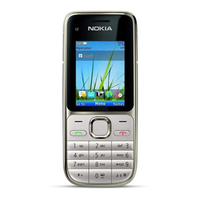 Nokia Cseries C2-01 43 Mb Prata-cálida 64 Mb Ram