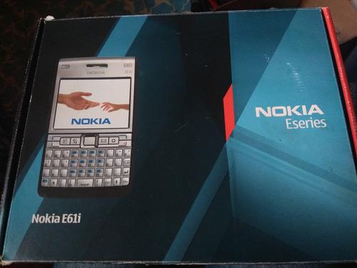 nokia e61i gsm 3g telefono celular liberado