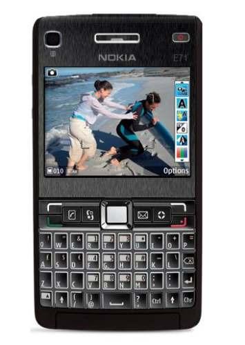 nokia e71 gsm telefono celular e-71