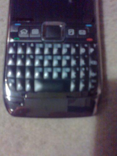 nokia  e71 smartphone