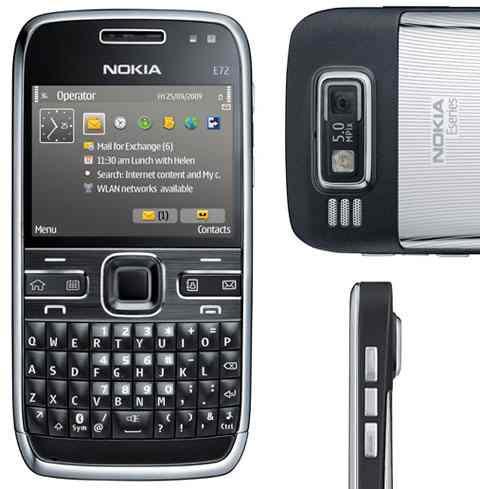 nokia e72 gsm telefono celular e-72