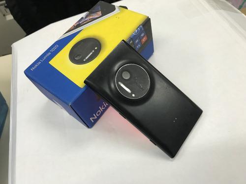 nokia lumia 1020 liberado en caja - falla enfoque cámara