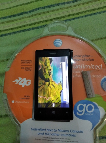nokia lumia 520 liberado todas las operadoras