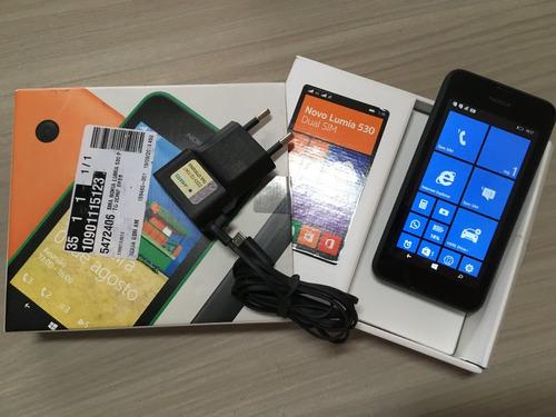 nokia lumia 530 dual sim - ótimo!