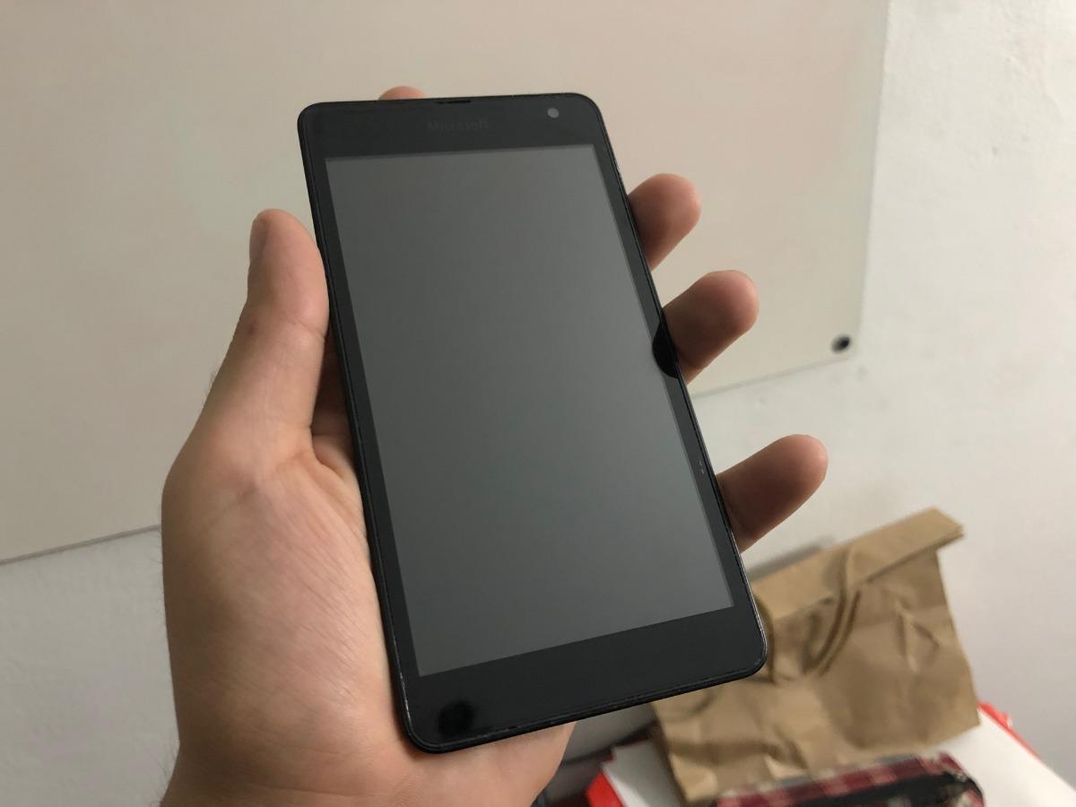 5a253f83c34 Nokia Lumia 535 8gb Negro Usado Original - $ 2.000,00 en Mercado Libre