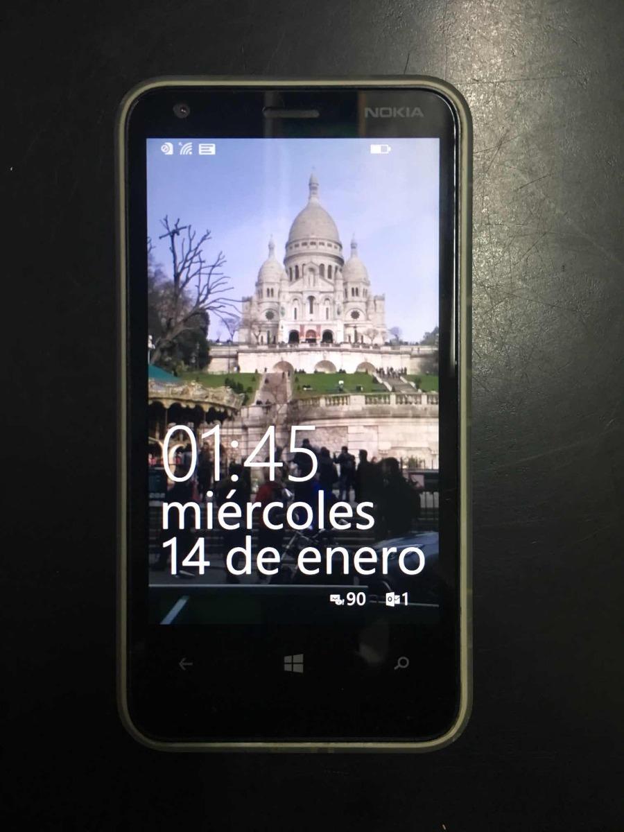 Nokia Lumia 620 Muy Buen Estado Liberado 95000 En Mercado Libre Magenta Cargando Zoom