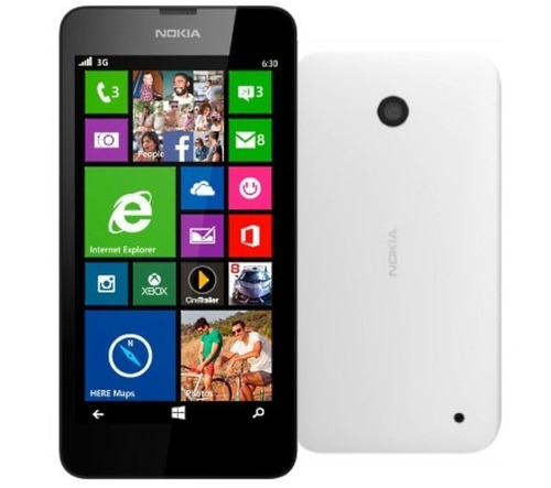 nokia lumia 630 dual chip quad core 8gb novo original
