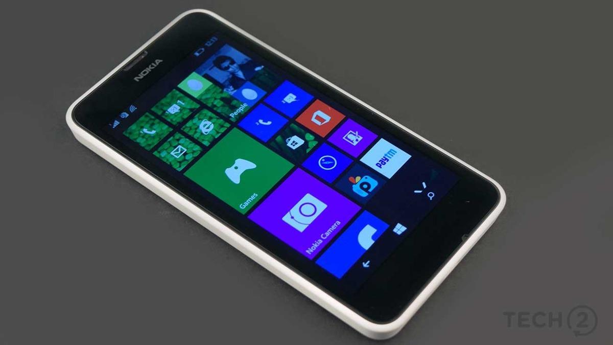 Nokia Lumia 630 Dual Sim Branco