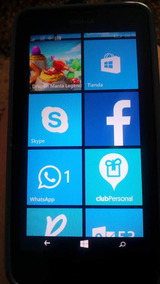 62c0749c27b Celulares 2x1 Personal Lumia 640 - Celular Nokia Lumia en Mercado Libre  Argentina