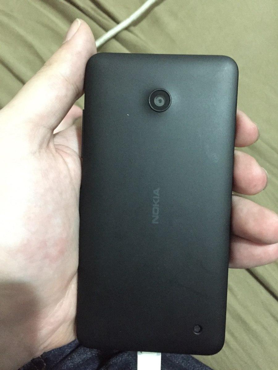 2c9fe957ab1 Nokia Lumia 630 - Pouco Usado - R$ 300,00 em Mercado Livre