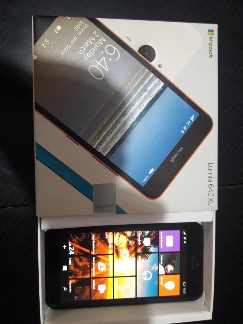 7d856732294 Nokia Lumia 640 Xl Mercadolibre Argentina ••▷ SFB