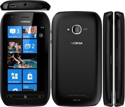 nokia lumia 710 celular smartphone