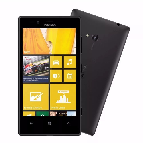 nokia lumia 720 - outlet movistar - gtia bgh
