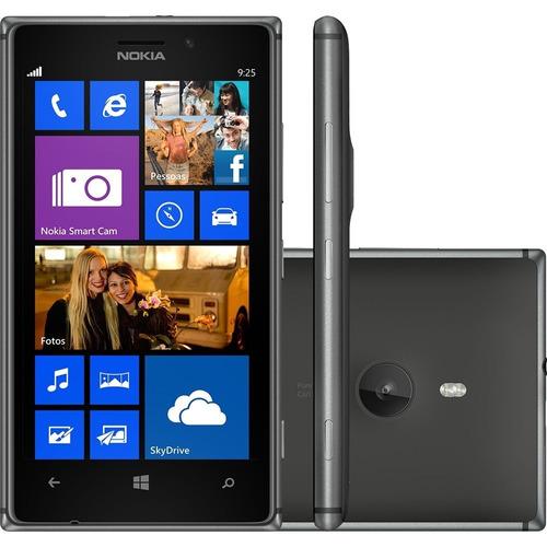 nokia lumia 925 4g  windows phone 8,7mp 16gb+garantia+nf